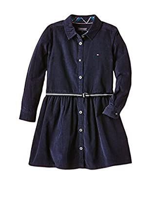 Tommy Hilfiger Kleid Yves Ribcord Mini
