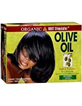 Organic Root Stimulator Olive Oil No Lye Relaxer. Extra Strength