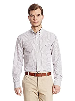 Sacoor Brothers Camisa Hombre Parthenocissus
