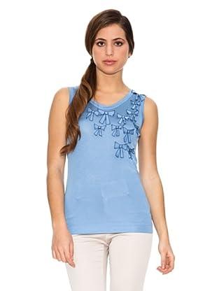 Jota + Ge Camiseta Nairobi (Azul)
