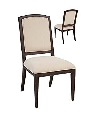 Bassett Mirror Company Set of 2 Marlette Parson Chairs