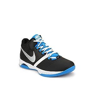 Air Visi Pro V Black Basketball Shoes