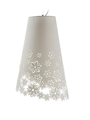 Contemporary Lighting Lámpara De Suspensión Daisy Blanco
