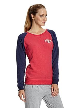 Puma Sweatshirt Style Athl Crew