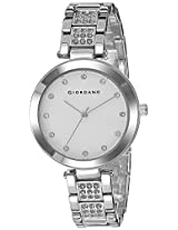 Giordano Analog White Dial Women's Watch - A2037-11