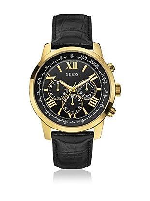 Guess Uhr mit japanischem Uhrwerk Man W0380G7 42.0 mm