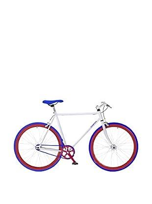 Linea Fausto Coppi Fahrrad Scatto Fisso weiß