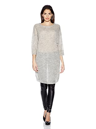 Selected Vestido Mulle (Gris)