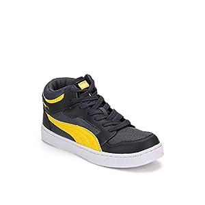 Rebound Mid Lite Grey Sneakers
