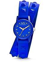 Armani Exchange Silicone Ladies Watch Ax6024