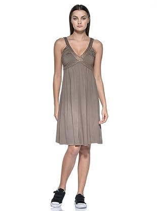 Vestido Adrina (Marrón)