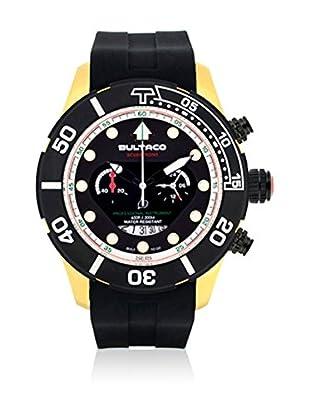 BULTACO Reloj de cuarzo Unisex H1AY48C-IB1-S 48 mm