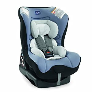 Chicco Eletta Baby Car Seat-Romantic