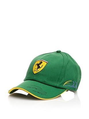 Ferrari Gorra Massa (Verde / Amarillo)