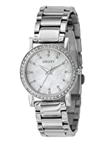 Dkny Analog Silver Dial Women's Watch - NY4791