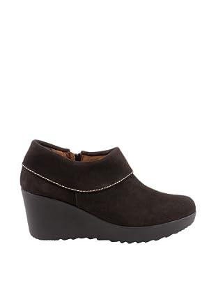 Liberitae Zapatos Abotinados Spook (Marrón)