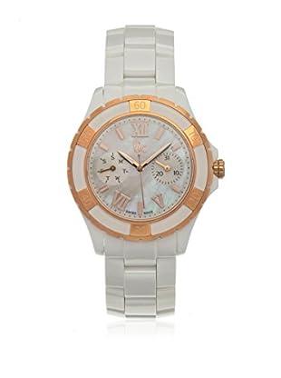 GUESS Reloj con movimiento cuarzo suizo X69003L1S