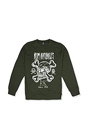 Rum Knuckles Sudadera Cross Bones