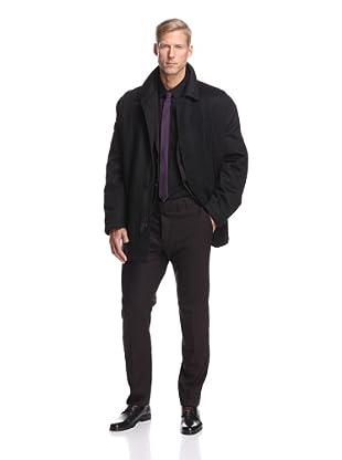 Schneiders Men's Cashmere Blend Jacket (Charcoal)