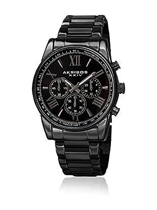 Akribos XXIV Reloj de cuarzo Man AK865BK Black