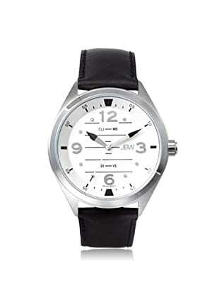 JBW Men's J6282 3-Band Stainless Steel Watch