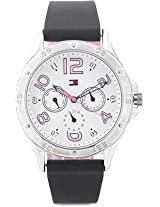 Tommy Hilfiger 24 Hours Format Analog Black Dial Men's Watch TH1781175/D