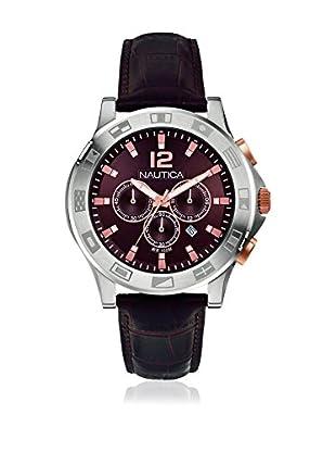 Nautica Reloj de cuarzo Man A22620G 46 mm