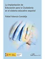 La implantación de educación para la ciudadanía en el sistema educativo español