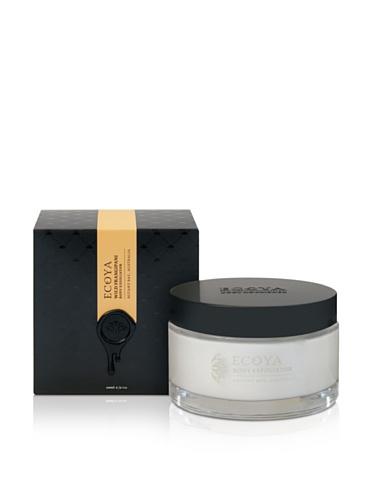 Ecoya Body Exfoliator in Wild Frangipani Fragrance, 6.7oz / 200ml