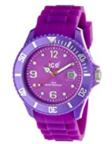 Ice-Watch Analog Purple Dial Unisex Watch - SI.PE.B.S.09