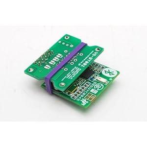【クリックでお店のこの商品のページへ】Bluetooth シリアル通信モジュール 「VS-BT001」< ロボット関連 >