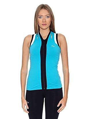 Naffta Camiseta Active / Gym (Esmeralda / Negro)