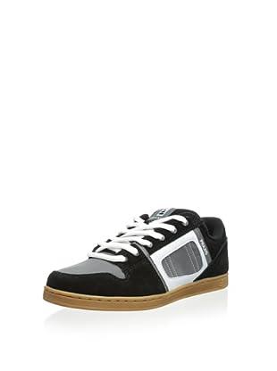 PRAXIS Men's Core Sneaker (Black/Grey/Gum)
