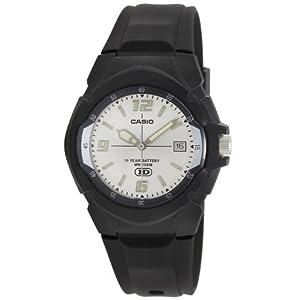 Casio Enticer Analog White Dial Men's Watch - MW-600F-7AVDF (A507)