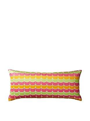 Trina Turk Trellis Lime Decorative Pillow, Green