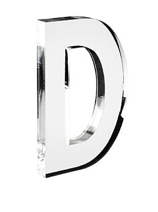 Zentique Letter D