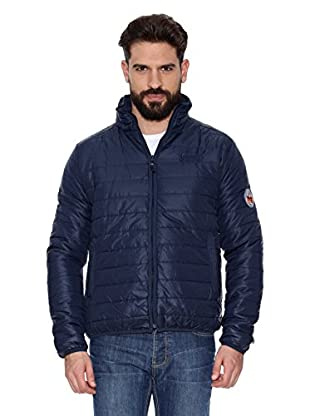 Geographical Norway Cazadora Acolchada Apology Men Assor B 201 (Azul marino / Naranja)