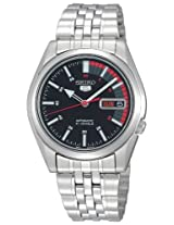 SEIKO 5 Automatic Day-Date made in Japan SNK375JC (J1) Men's