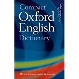 Compact Oxford English Dictionary of Current EnglishCatherine Soanes�ɂ��