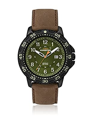 TIMEX Reloj de cuarzo Man Expedition Rugged Marrón 44 mm