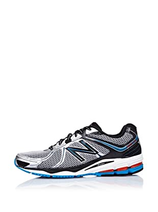 New Balance Zapatillas Running 880 (Blanco / Azul)