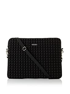 "Rebecca Minkoff Women's 15"" Laptop Case, Black"