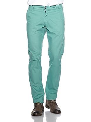 Timezone Pantalone Chino Curtis TZ (Verde)