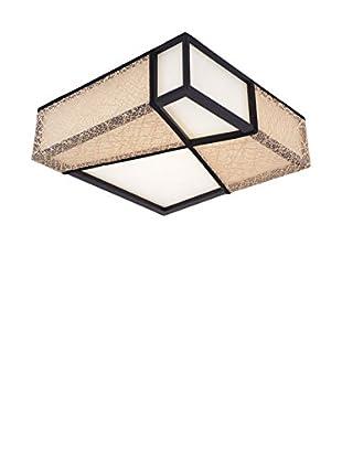 Light&Design Lámpara De Techo Kampala Marrón