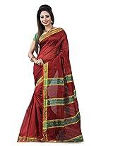 KANHEYAS Cotton Silk Printed Saree