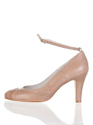 Vilagallo Zapatos Salón Magic (Camel)