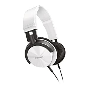Philips SHL 3000WT/00 Over-Ear Headphone  (White)