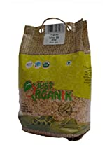 Just Organik-Organic Arhar Dal-1kg