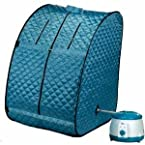 Portable PSSB Steam Sauna Bath - Steam Life - Blue