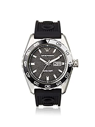 Emporio Armani Men's AR6044 Sportivo Black Rubber Watch